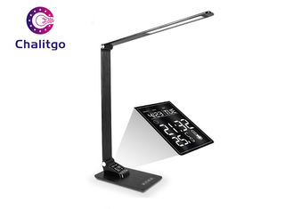 China Business Intelligence Dimmable Bedside Table Lamp , 5V 2A Dimmable Touch Table Lamp supplier