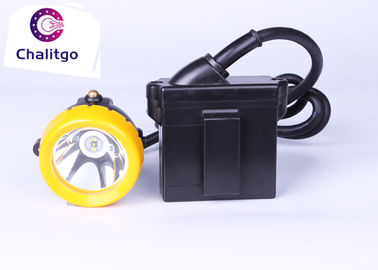 China 3.7V Waterproof LED Mining Lamp 15000 Lux Safety 1200 Cycles 300mA Working Current factory