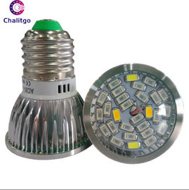 China Aluminum 6W LED Flowering Grow Lights 50000H 85V-265V High Luminous Efficiency factory