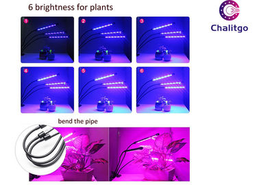 High Brightness LED Greenhouse Lighting , Home Depot Bulbs 30W LED Herb Grow Light
