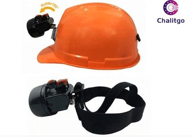 China 2800MAH Cordless Mining Lamps for Sale Hard Hat 10000 Lux with Charger factory